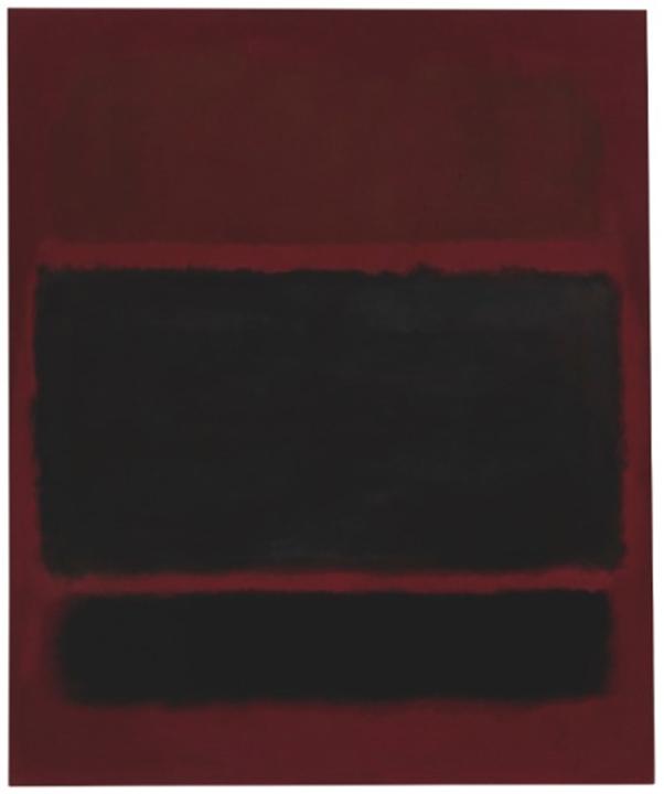 Mark Rothko, 1957 #20