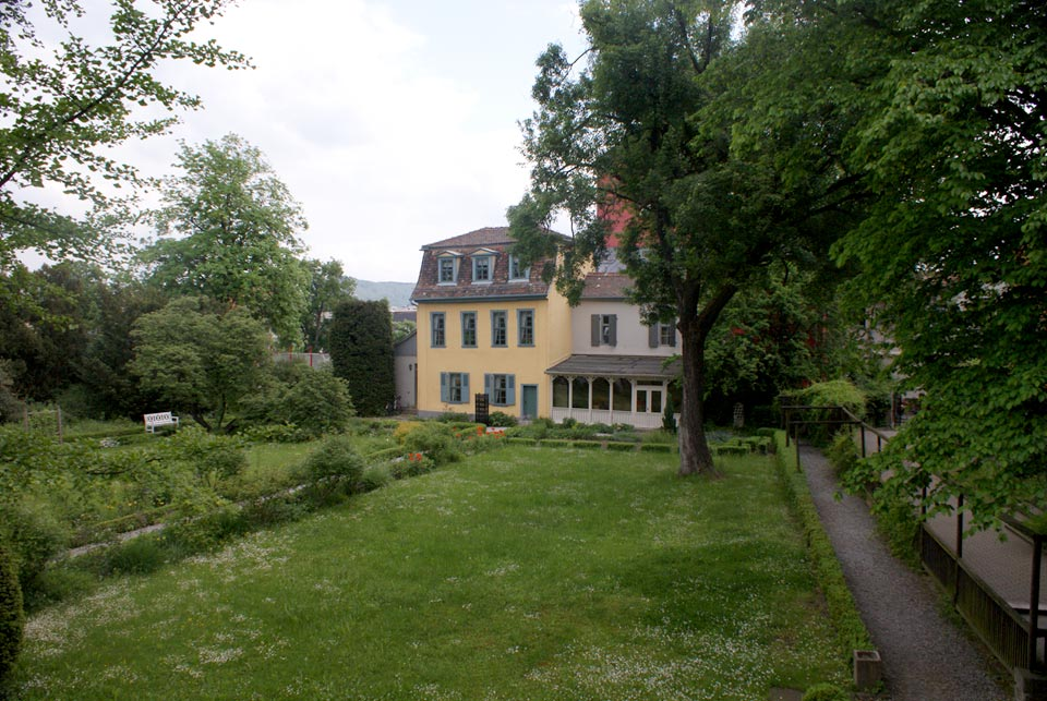 Schiller Gartenhaus